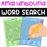 Amal Unbound Word Search