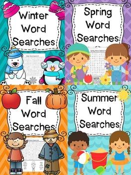 Word Search Bundle
