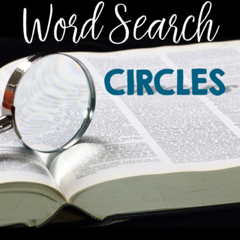 Word Search CIRCLES