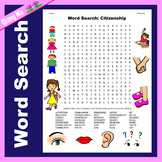 Word Search:  Citizenship