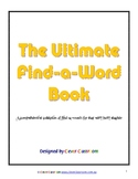Word Search - Find-a-Word - Themed Pages - Ebook - 69 pages