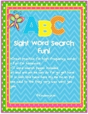 Word Search Fun!