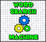 Word Search Machine