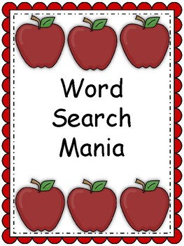 Word Search Mania