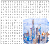 Word Search Puzzles Asia