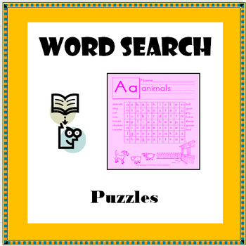 Word Search Puzzles: Learning with Fun