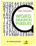 Word Search: Silent Consonants