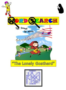 "Word Search: Song Lyrics: ""The Lonely Goatherd"""