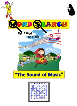 "Word Search: Song Lyrics: ""The Sound of Music"""
