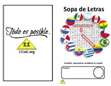 Word Search (Spanish)