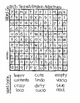 Word Search:  Spanish and English Words