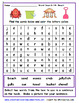 Word Search: Spring Edition