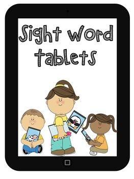 Word Search Tablets