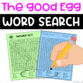 The Good Egg by Jory John Word Search