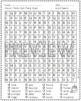 Word Search - Unicorn Thinks He's Pretty Great - Fun Early Finisher Activity!