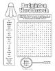 Badminton Word Search