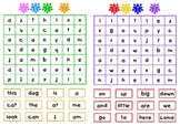Word Searches: Sight Words