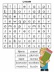 Word Searches Throughout the Year in Spanish