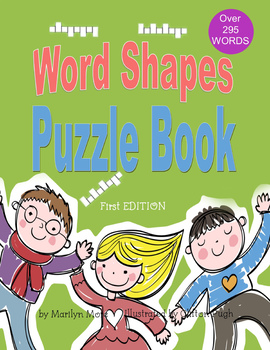 Word Shapes Puzzle Book