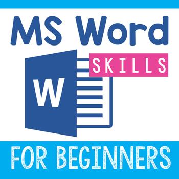 Word Skills for Beginners