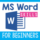 Word Skills for Beginners