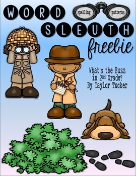 Word Sleuth Freebie