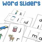 Word Sliders | Phonemic Awareness Intervention