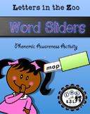 Word Sliders  CVC Decoders