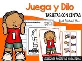 Spanish Word Slides - Buenas decisiones