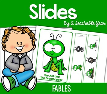 Word Slides- Fables  Edition