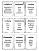 Word Smarts: Vocabulary Card Game