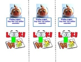 Word Solving Bookmark for primary grades