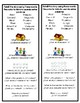 Word Solving & Comprehension Bookmark (English & Spanish)