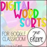 Word Sort Activities for Digital Classrooms