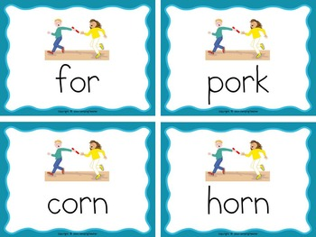 Word Sort Bundle Set 2  1st Grade