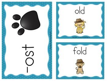 Word Sort Bundle Set 5 1st Grade