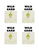 Word Sort Card Game Long A