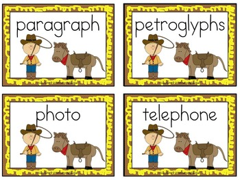 Word Sort Consonant Digraphs gh and ph Anthony Reynoso