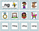 Word Sort • Ending  Blends, Consonant Clusters,  and Digraphs