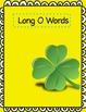 Word Sort File Folder Activity/Literacy Center ~ Long O/Short O