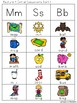 Word Sort Letter Name BUNDLE Features A-E from Kathy Ganske's Word Journeys