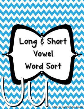 Word Sort {Long & Short U}