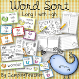 Word Sort Long i with igh The Story of a Blue Bird