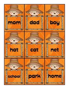 Word Sort  (Noun, Verb, Adjective) & ABC Order