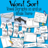 Word Sort Vowel Digraphs oo and ue Dear Mr. Blueberry