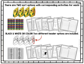 Word Sort and Center Activities : Long Vowel Pattern Review