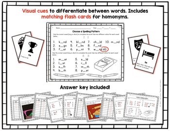 Word Sort and Center Activities : Vowel Team EI and IE