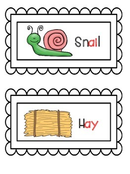 Word Sorting Activities: Vowel Team Edition