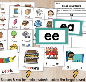 Word Sorts Bundle for Phonics and Word Work