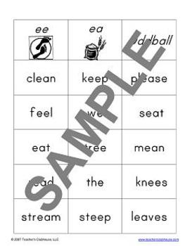 Word Sorts Unit from Teacher's Clubhouse